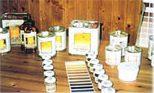 自然素材健康塗料