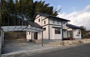 子供と共に暮らす里山の家