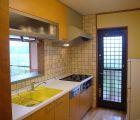 キッチン 便利な電動のキッチンラック