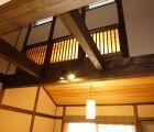 越屋根を採用し、通風・採光に配慮しました