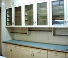 食器棚は当社オリジナル造り付け